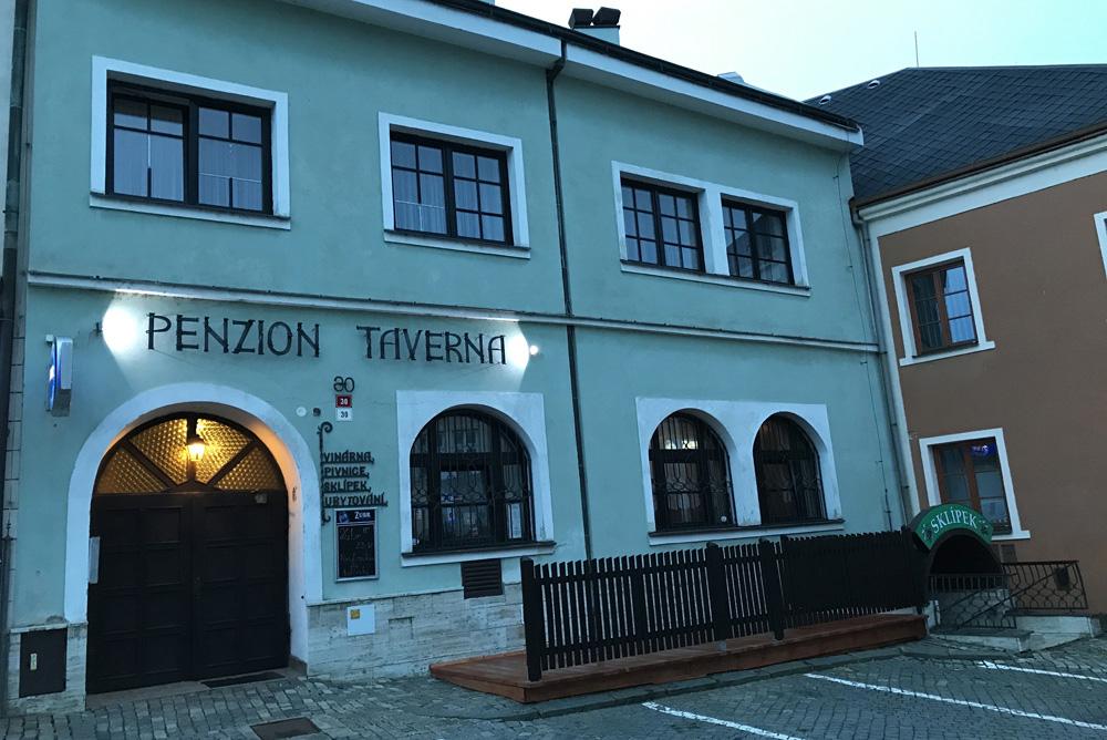 Penzion Taverna Přerov